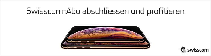 Swisscom Abo abschliessen und profitieren