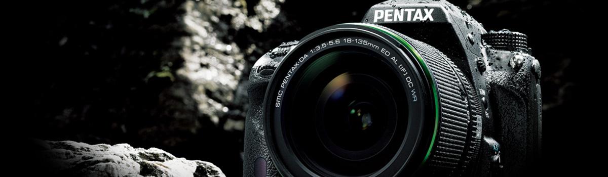 Pentax – Robustes Design