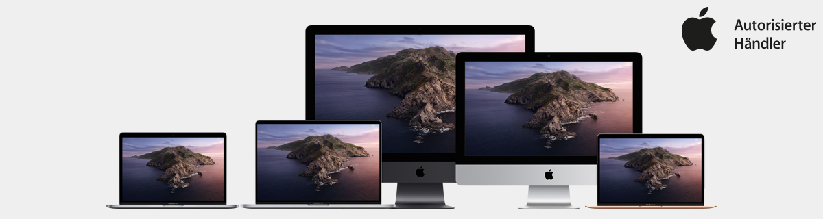 Apple-Gerät nach Wunsch