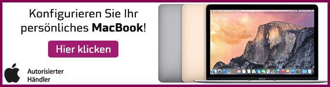 MacBook Konfigurator