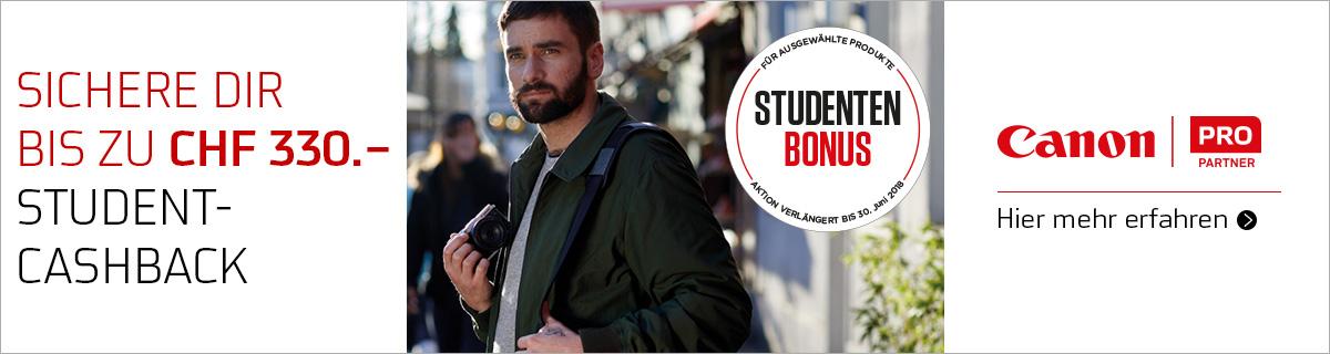 Canon Student Cashback