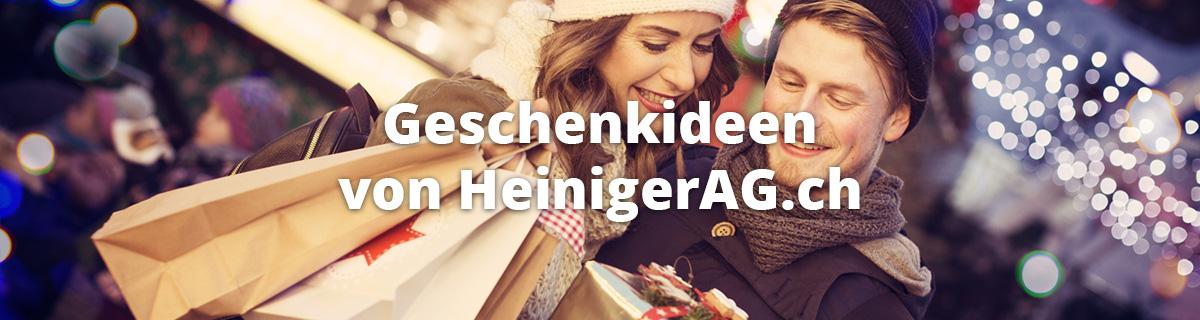 Aktionen zur Adventszeit exklusiv bei HeinigerAG.ch