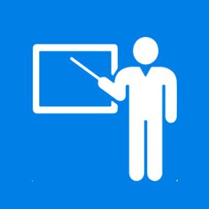 Icon Lehrer