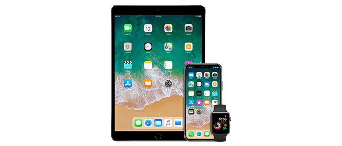 Bild iPhone Produktfamilie
