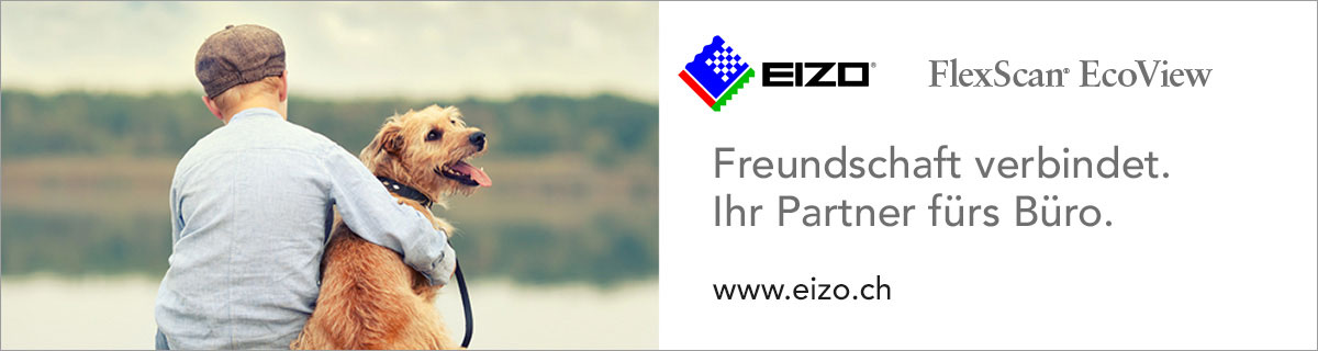 EIZO Banner
