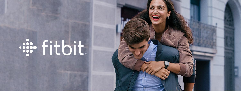Fitbit Markenshop – Header