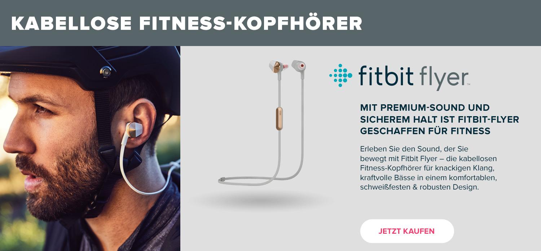 Fitbit Markenshop – Fitbit Flyer