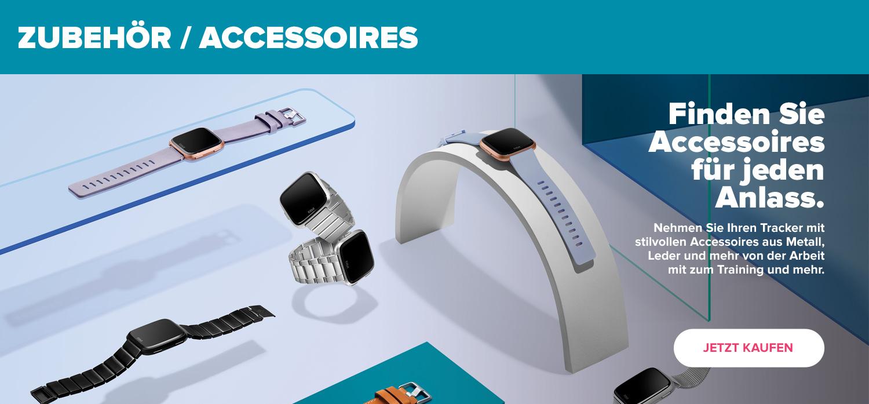 Fitbit Markenshop – Fitbit Zubehör