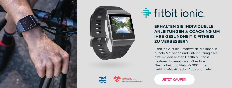 Fitbit Markenshop – Fitbit Ionic