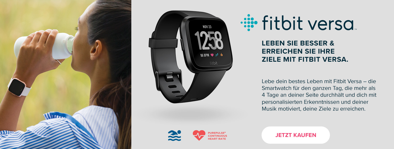 Fitbit Markenshop – Fitbit Versa