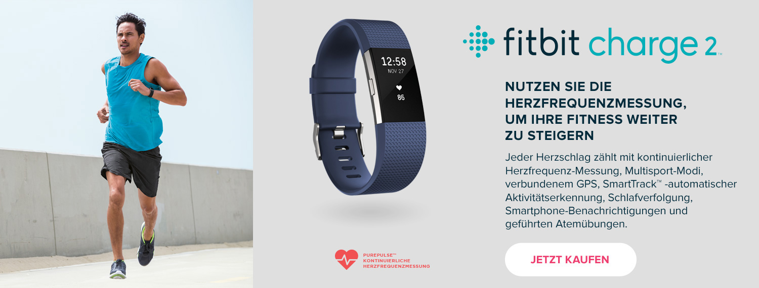 Fitbit Markenshop – Fitbit Charge 2