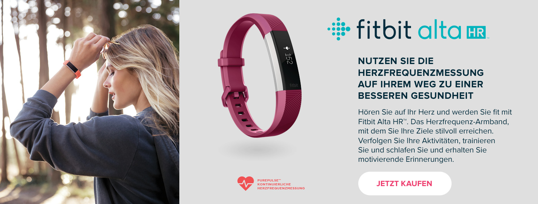 Fitbit Markenshop – Fitbit Alta HR