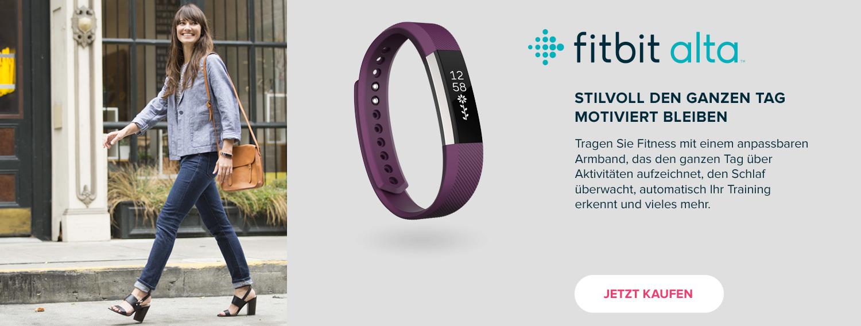 Fitbit Markenshop – Fitbit Alta