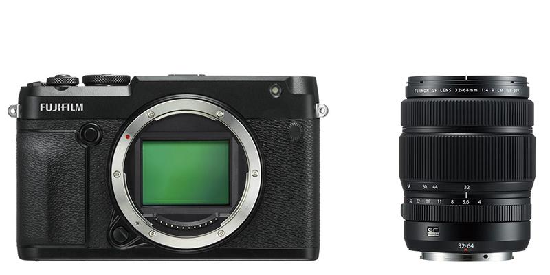 GFX 50R Kit GF 32-64mm F4 R LM WR