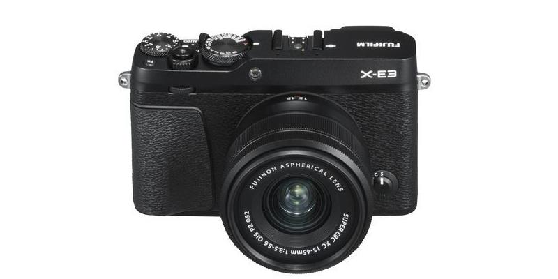 FUJIFILM X-E3 Kit XC 15-45 mm