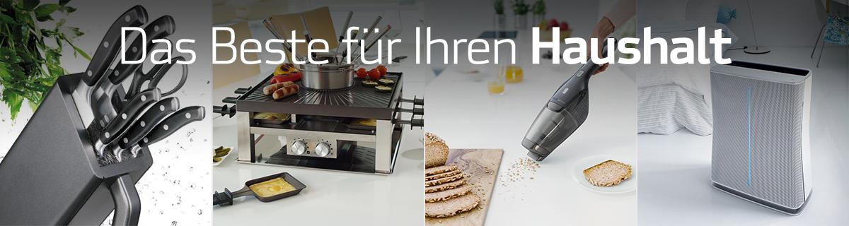Haushaltsaktionen exklusiv bei HeinigerAG.ch