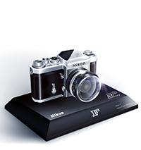 Bild Nikon 100th Anniversary Miniature Nikon F Camera