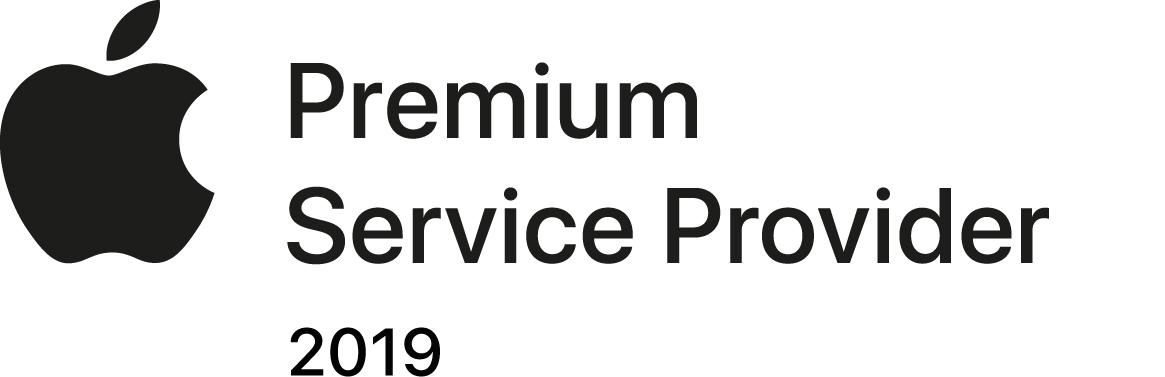 Apple Service Provider Logo bei HeinigerAG.ch