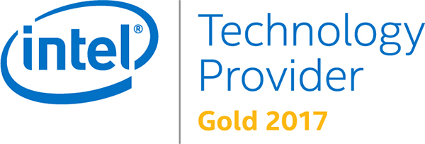 Intel Technology Provider Gold 2017 bei HeinigerAG.ch