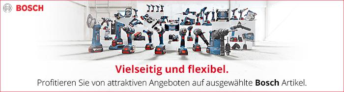 Bosch Aktion