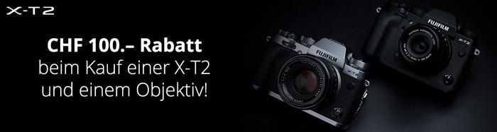 FUJIFILM X-T2 Rabatt