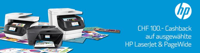 HP Cashback Aktion