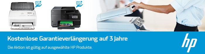 HP kostenlose Garantieverlängerung