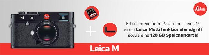 Leica M Aktion