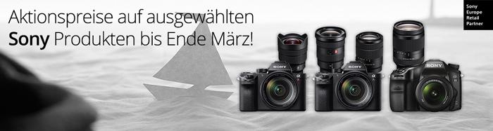 Sony Aktionspreise exklusiv bei HeinigerAG.ch