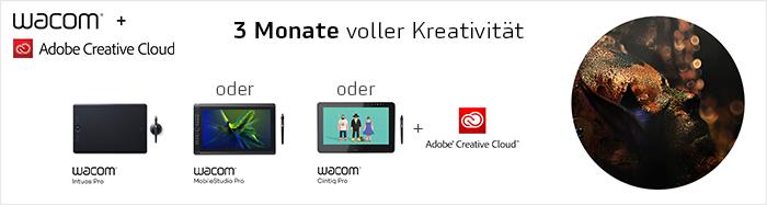Wacom Adobe Aktion