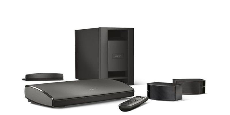 Bose LifeStyle SoundTouch 235, Schwarz, Entertainment System