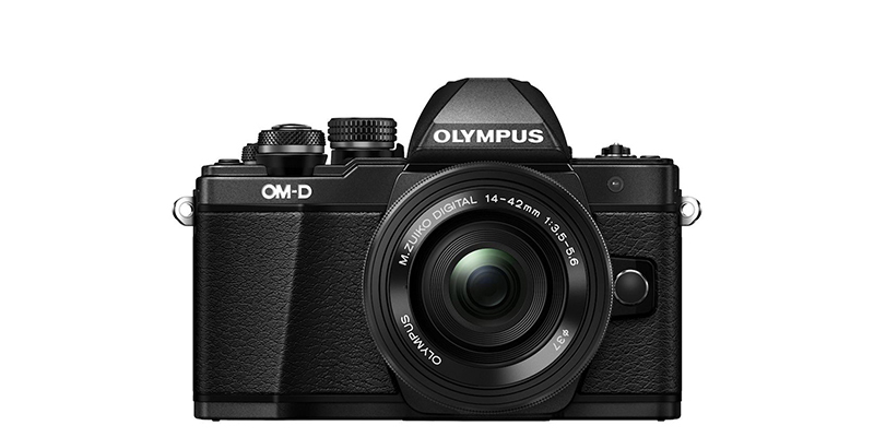 Olympus OM-D E-M10 Mark II Pancake Kit 14-42mm f/3.5-5.6 EZ