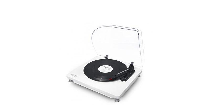 ION Audio Plattenspieler PURE LP WHITE