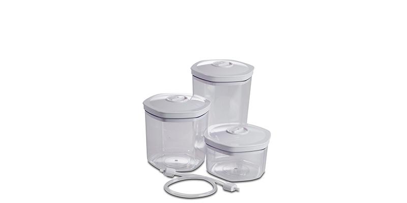 SOLIS Behälter und Verschlüsse