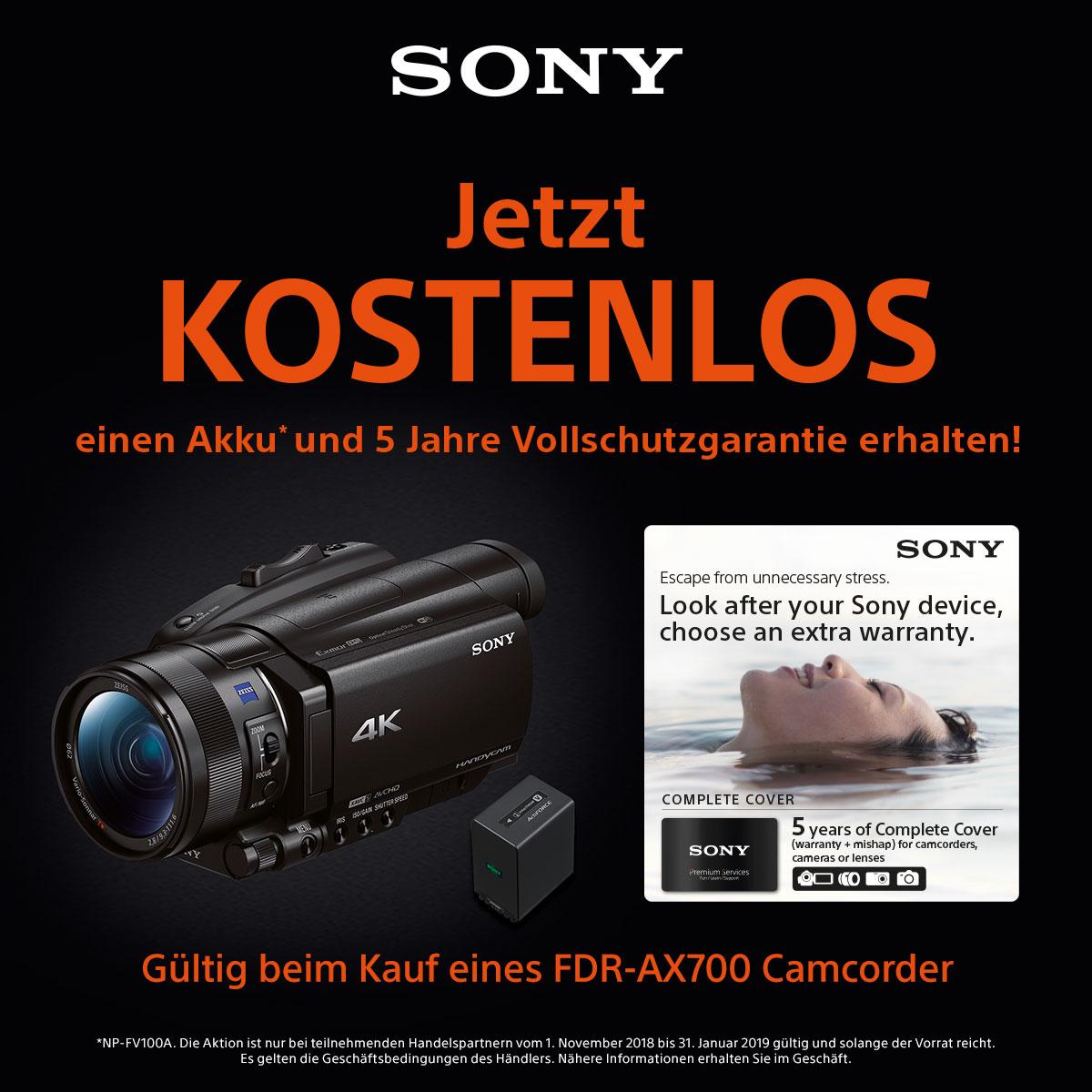 Sony Angebote