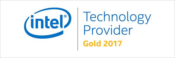 Intel Technology Provider Gold 2017 bei HeinigerAG.ch